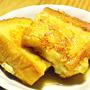 アーモンドフレンチトースト