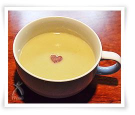 さつまいものEcoMilスープ